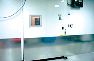 RPlus Walk In Cold Storage Sliding Doors