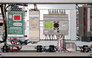 RPlus Doors Walk In Cold Storage Sliding Door Controller