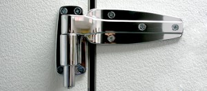R-Plus Doors Adjustable Hinge for Cold Storage Swing Doors