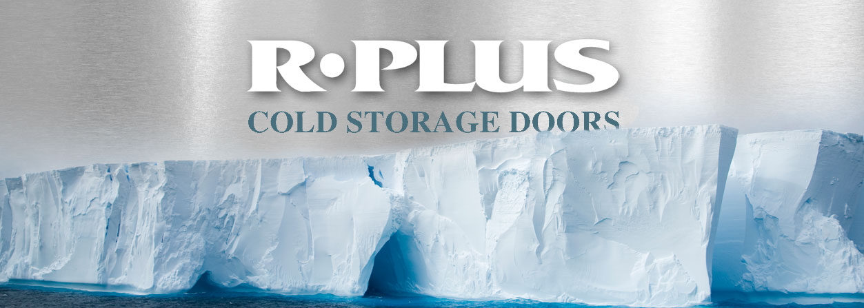 RPlus Walk In Cold Storage Doors